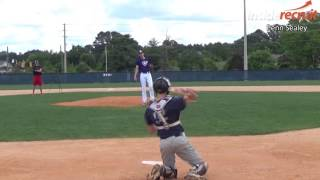 penn sealey pitching video www insiderecruit com