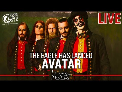 AVATAR - The Eagle Has Landed (unplugged) @Linea Rock 2016