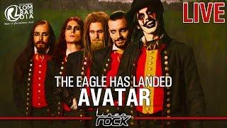 AVATAR - The Eagle Has Landed (unplugged) @Linea Rock 2016