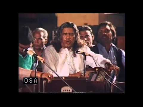 Ab Ke Saal Poonam Mein - Sabri Brothers Qawwal & Party - OSA Official HD Video