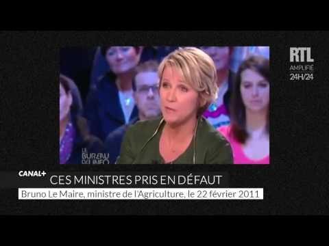 Ces politiques pris en défaut sur leurs domaines de compétences - RTL - RTL