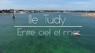 L'Ile Tudy entre ciel et mer