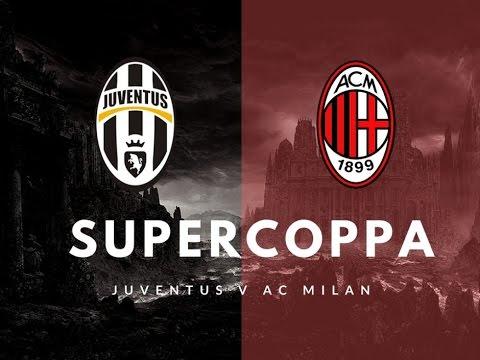 Fifa 17 juventus vs milan pronostico supercoppa italiana for Ac milan juventus