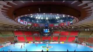 ( 6 - 2 ) Timnas Futsal Indonesia VS China Taipei AFC U20 Futsal Championship 2017