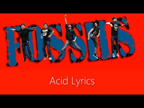 Fossils - ACID!! Lyrics