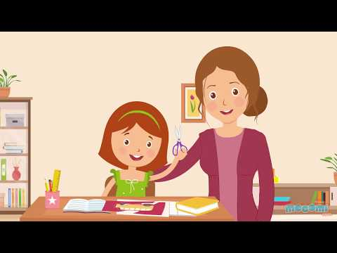 Why are some people left handed? Curious Questions with Answers   Educational Videos by Mocomi Kids