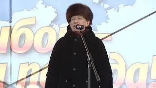 В Уфе состоялся праздничный концерт «Наш выбор – наша победа!»