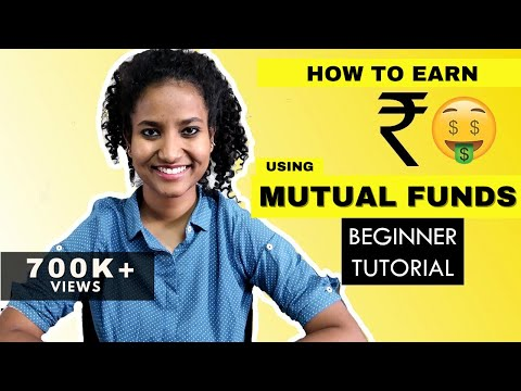 🤑mutual-funds-for-beginners-🤑how-to-earn-money-using-mutual-funds