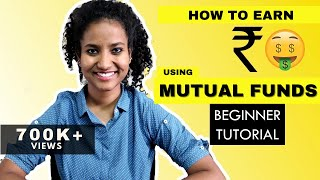 🤑Mutual Funds for BEGINNERS 🤑How to EARN MONEY using Mutual Funds
