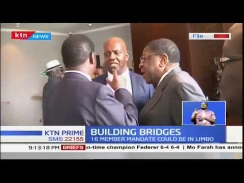 DP William Ruto and Raila Odinga recent bitter exchange effect on building bridges initiative