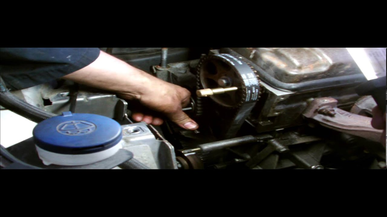 Peugeot 307 Cylinder Head Gasket Replacment Part 3 Youtube