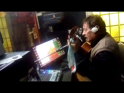 Oscar Garcilazo Payador Entrerriano FM de los Arroyos