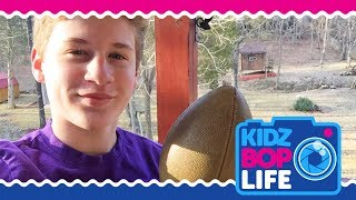KIDZ BOP Life: Vlog # 5 - Super Bowl Special with Cooper