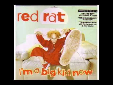 Red Rat - Fat Girl Slim Girl (feat. Goofy) 11. (Im a big kid now)