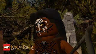 Lurtz (red orc) - LEGO The Lord of the Rings : Boss fight