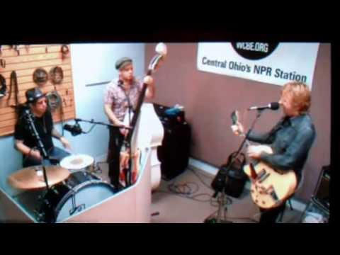 Third Degree Sideburn Live from Studio A  on  WCBE 90.5