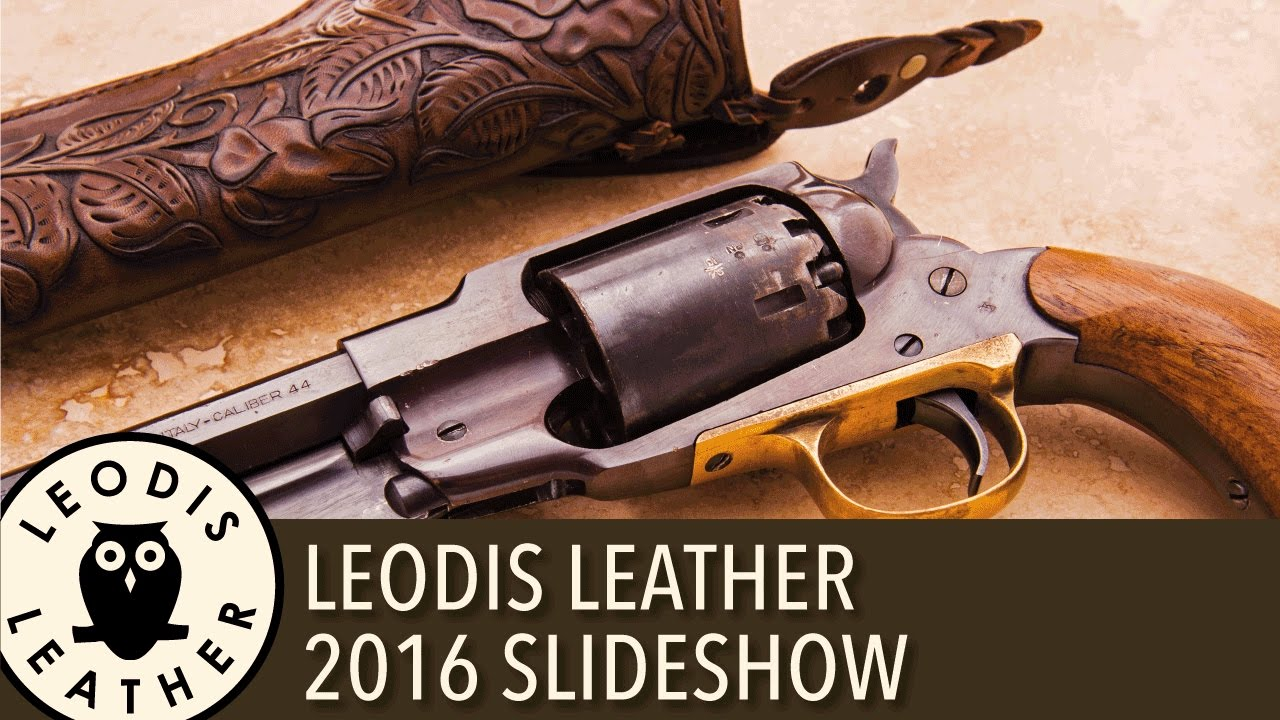 Leodis Leather 2016 slideshow - YouTube 6d6b472524810