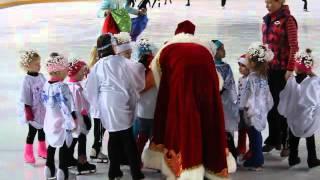 Тайны от Деда Мороза на льду