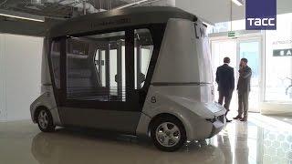 Беспилотная  Матрешка  на 20 пассажиров появится в 2017 году