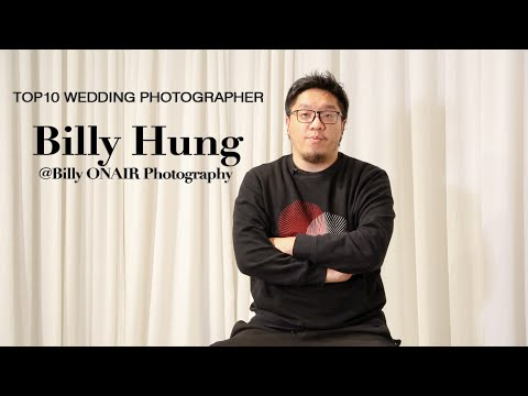 Billy Hung:「客人搵我見證住佢地既成長。」