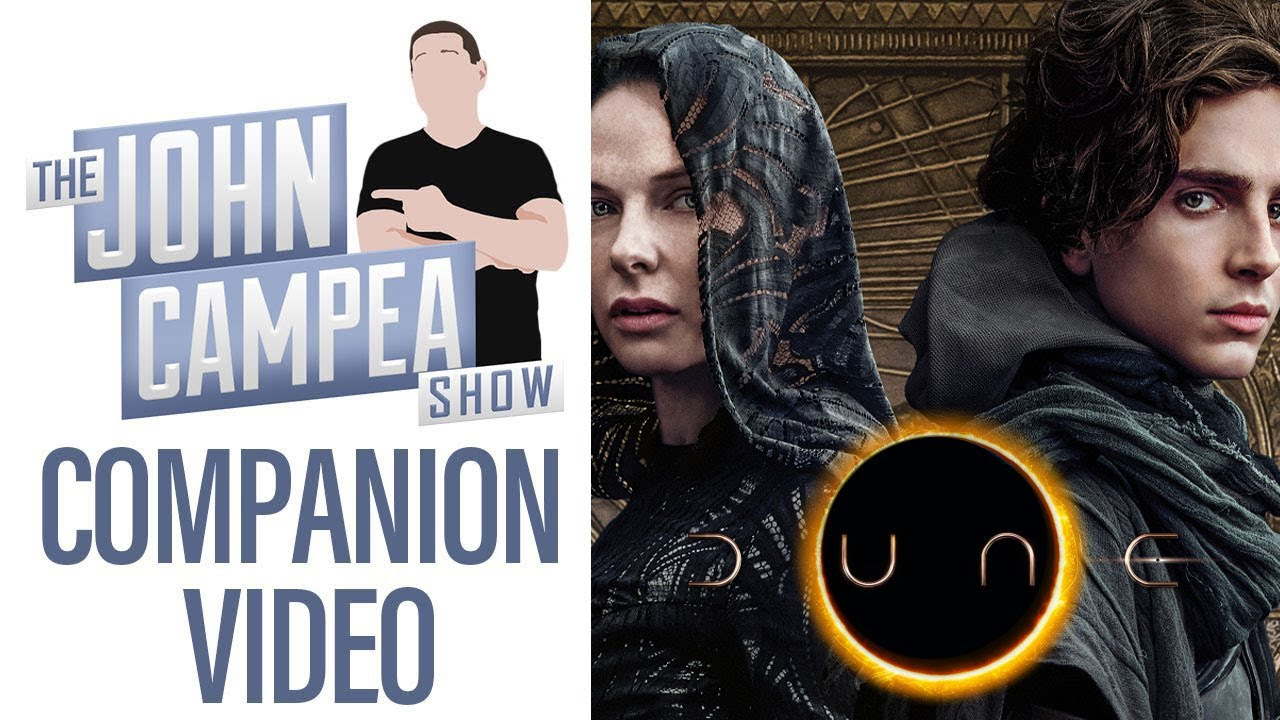 The Brilliance Of Dune And The Differing Opinions About it - TJCS Companion Video