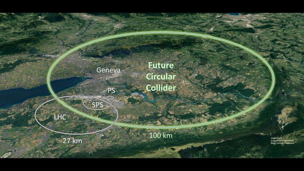 Download Designing the Future Circular Collider