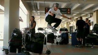Skateboarder Luis Tolentino returns to the Dominican Republic - Ep 1