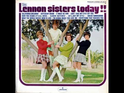 The Lennon Sisters - Green Tambourine