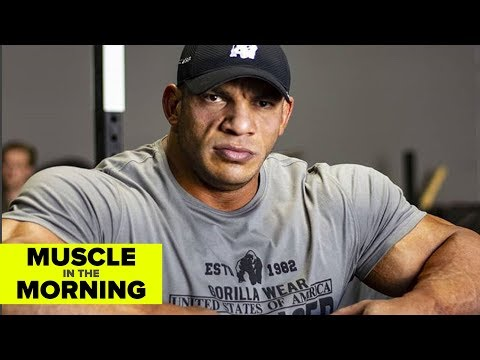NEW BIG RAMY HIGHLIGHTS! Muscle in the Morning (11/13/18)