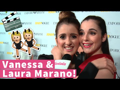 Vanessa & Laura Marano Excited About Their Movie!