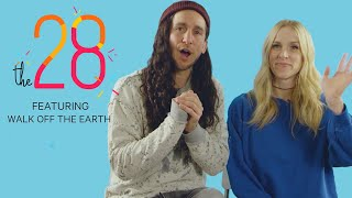 Walk Off The Earth Answers 28 Questions | JUNO TV