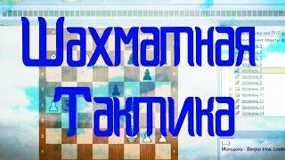 Шахматная тактика\ Программа по шахматам Peshka