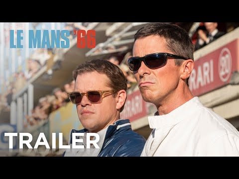 LE MANS '66 | OFFICIAL TRAILER #1 | 2019