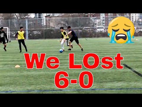International Student Soccer Match |Canada|