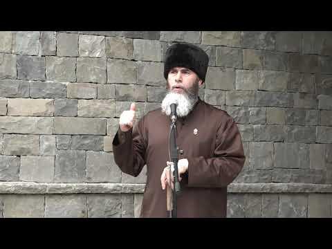 В с. Беной Шатойского района состоялось открытие новой мечети