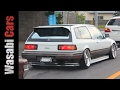 Long-Roof Unicorn - 1987 Honda Accord Aerodeck - Two-tone plus Chrome