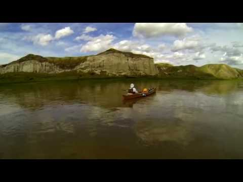Missouri River by SUP! (Stand-Up Paddleboard) - Episode 3