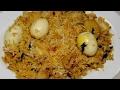 Egg Biryani by vahchef in zee telugu