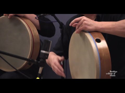 Indian, Middle Eastern, and West African Percussion at Berklee