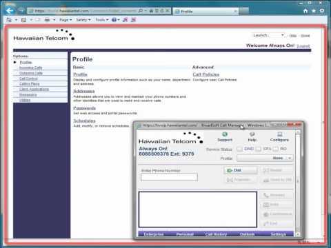 Web Portal -- Introduction