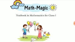 Maths Magic textbook in Mathematics for class 1 NCERT Book review CBSE board