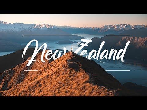 TRAVEL NEW ZEALAND 2018