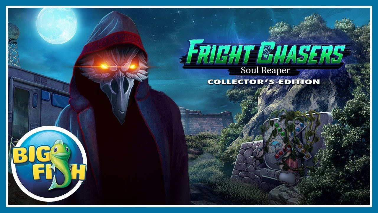 Fright Chasers: Soul Reaper Collector's Edition > iPad