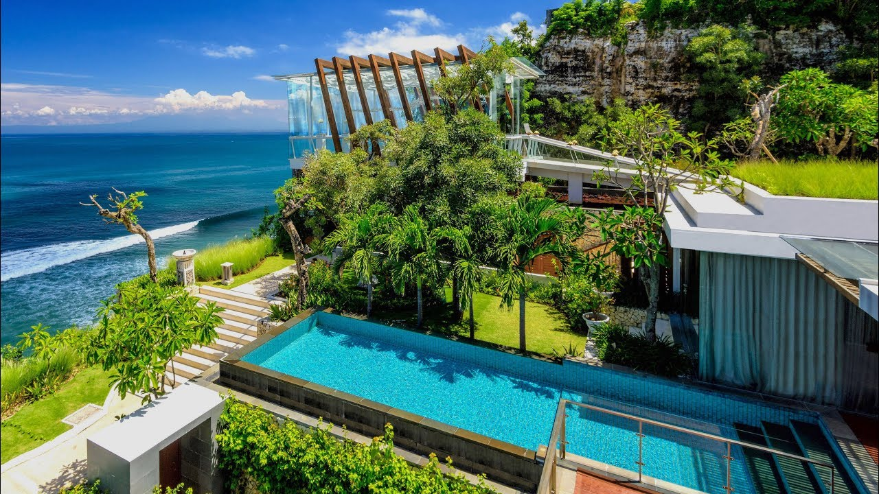 Anantara Uluwatu Resort & Spa (Bali, Indonesia): full tour
