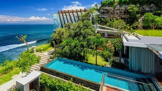 Anantara Uluwatu Resort & Spa (Bali, Indonesia): full tour