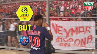 But NEYMAR JR (36') / Nîmes Olympique - Paris Saint-Germain (2-4)  (NIMES-PARIS)/ 2018-19