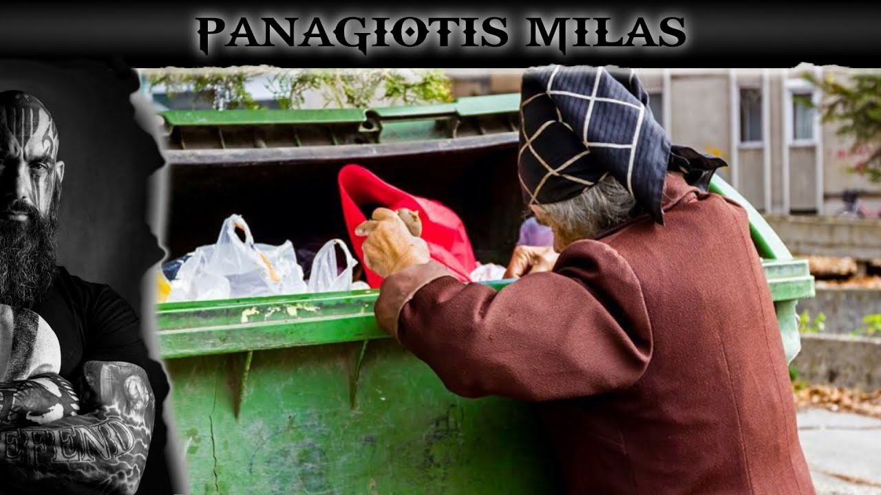 "STORY TIME - Έψαχνε να βρει να φάει """"λίγη ντοματούλα"" και ""κανένα σαντουιτσάκι"" από τα σκουπίδια..."