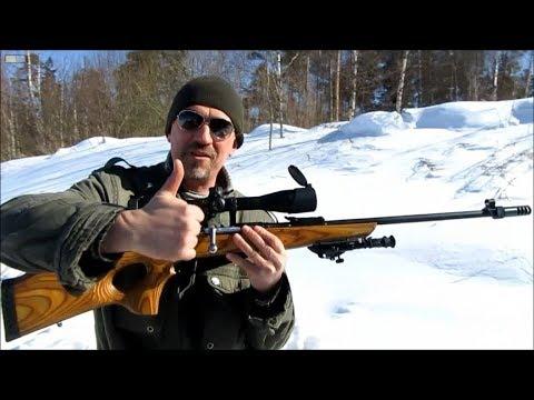 Модный ДТК для Трёхлинейки))Тюнинг винтовки Мосина//Custom Rifles Mosin-Nagant From Russia