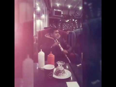 Enjoying  in hotel  zeyrek cafe istanbul