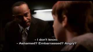 NCIS - Season 8 - Leon Vance, the interrogator.